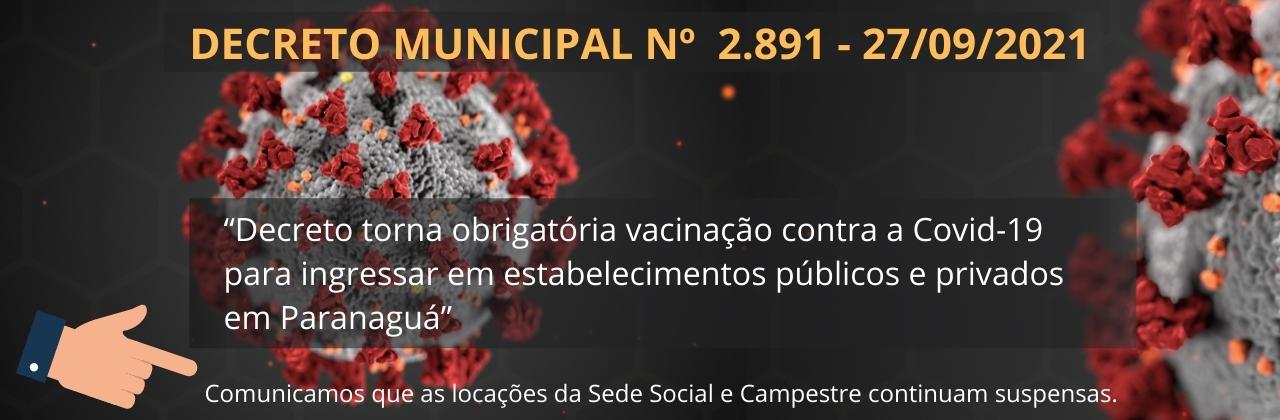 Decreto Municipal - COVID 19